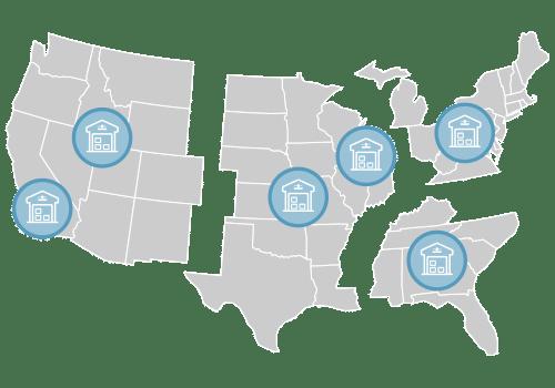 Regional Consolidation